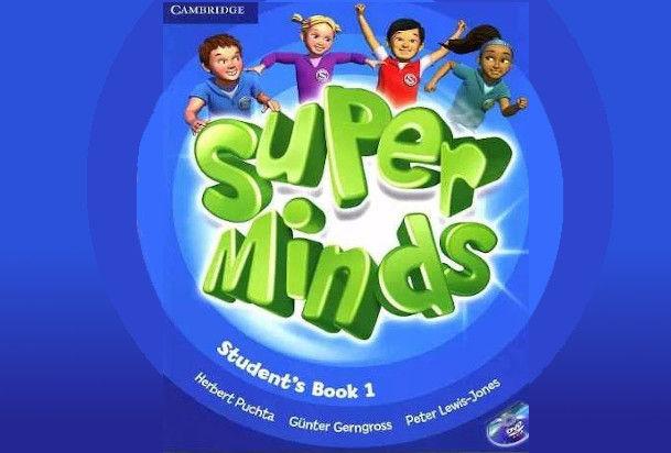 Super Minds 1